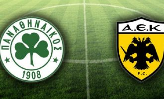 Πάμε Στοίχημα: Nτέρμπι Παναθηναϊκός-ΑΕΚ την Κυριακή στη Super League