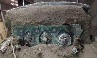 Αρχαιολογία: «Ένα μοναδικό εύρημα, χωρίς προηγούμενο στην Ιταλία»