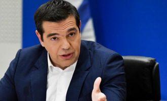 Αλ. Τσίπρας σε Ισραήλ: «Να ξεκινήσουν άμεσα αξιόπιστες συνομιλίες για λύση δύο κρατών»