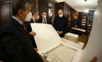 ΥΠΕΞ: Τα αρχεία της Ελληνικής Κοινότητας Βενετίας θα ψηφιοποιηθούν