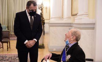 Παναγιωτόπουλος: Χρειαζόμαστε λιγότερο Λιγνάδη, λιγότερο Κουφοντίνα και περισσότερο Ιάκωβο Τσούνη