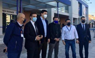 Σχοινάς: Θαύμα με τους εμβολιασμούς στην Ελλάδα – Βλέπω ένα κράτος σοβαρό