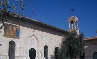 Συρία: Οι χριστιανοί εγκατέλειψαν τη Ρας αλ Αΐν για να γλιτώσουν από Τούρκους και τζιχαντιστές