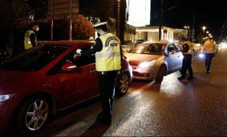 Σκληρό lockdown στην Αττική: Έλεγχοι της αστυνομίας για την εφαρμογή των μέτρων