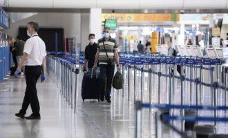 Από ποιες χώρες οι ταξιδιώτες θα εισέρχονται στην Ελλάδα χωρίς 7ημερη καραντίνα