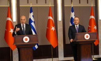 Δόθηκε το μήνυμα ότι δεν φοβόμαστε την Τουρκία