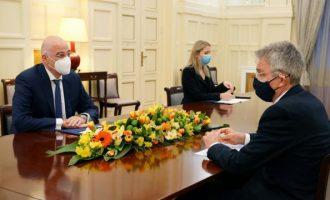 Δένδιας και Πάιατ συζήτησαν για την ελληνοαμερικανική στρατηγική συνεργασία