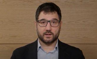 Ηλιόπουλος: «Ένοχη η σιωπή του Κυρ. Μητσοτάκη μετά τις καταγγελίες Βρούτση για τον Φουρθιώτη»
