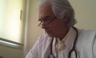 Πνευμονολόγος του Θριασίου πέθανε πολεμώντας τον κορωνοϊό