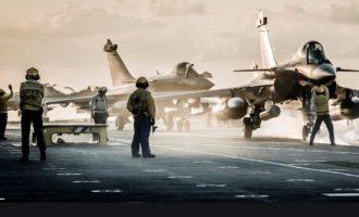 Η Γαλλία επιβεβαίωσε την απόκτηση έξι επιπλέον Rafale από την Ελλάδα