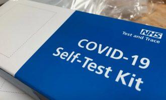 Self test: Διάθεση μόνο σε μαθητές και εκπαιδευτικούς έως την Τετάρτη 12/5