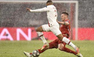Champions League: Προβάδισμα για Παρί Σεν Ζερμέν – Νίκησε 3-2 στο Μόναχο τη Μπάγερν