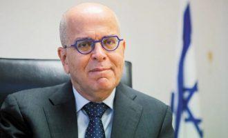 Γιόσι Αμράνι για αμυντική συνεργασία Ελλάδας-Ισραήλ: Από εσάς εξαρτάται, εμείς είμαστε έτοιμοι και πρόθυμοι