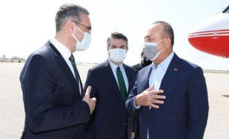 Τσαβούσογλου: Με το που πάτησε το πόδι του μίλησε για «τουρκική μειονότητα»