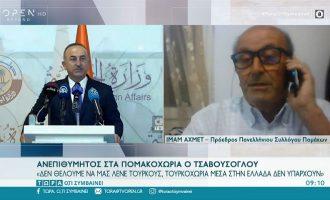 Πρόεδρος Πομάκων: Ανεπιθύμητος στα Πομακοχώρια ο Τσαβούσογλου (βίντεο)