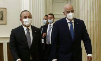 Δένδιας: Στις 14 Ιουνίου η συνάντηση Μητσοτάκη με Ερντογάν