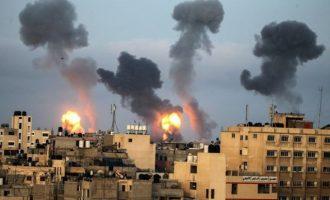 Ο ισραηλινός στρατός έπληξε τρομοκράτες της Χαμάς και του Ισλαμικού Τζιχάντ