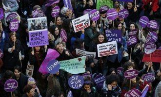 Επιδημία οι γυναικοκτονίες στην Τουρκία – Πόσες δολοφονήθηκαν τον Απρίλιο