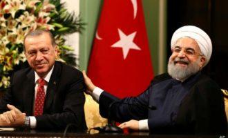 Jerusalem Post: Τουρκία και Ιράν «μοιράζουν» τη Μέση Ανατολή αποσκοπώντας να αναβιώσουν τις αυτοκρατορίες τους