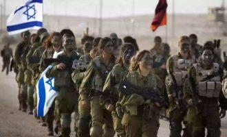 Συγκέντρωση ισραηλινών στρατευμάτων στα σύνορα με τη Γάζα