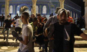 Η Ρωσία εκφράζει την «ανησυχία» της για την «κλιμάκωση της βίας» στην Ιερουσαλήμ