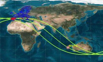 «Ασέας»: Η Ελλάδα παραμένει ως πιθανό σημείο επανεισόδου του κινεζικού πυραύλου
