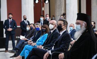 ΣΥΡΙΖΑ: Μην ξαναπιάσει στο στόμα του τον όρο «λαϊκισμός» ο πρώην Μακεδονομάχος Μητσοτάκης