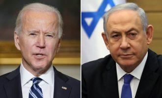 Μπάιντεν σε Νετανιάχου: Περιμένω σήμερα σημαντική αποκλιμάκωση στη Γάζα