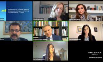 Μπακογιάννη: Η Συμφωνία των Πρεσπών έλυσε ένα πρόβλημα είτε αρέσει σε κάποιον είτε όχι