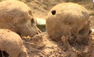 Ομαδικός τάφος με εκατοντάδες γυναικόπαιδα θύματα των ναζί βρέθηκε στη Ρωσία