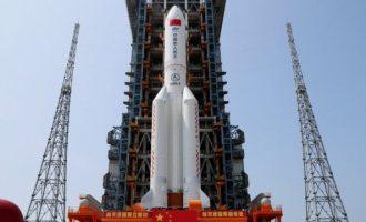 Και η Ελλάδα σε επιφυλακή για τον κινεζικό πύραυλο που πέφτει από το διάστημα – Εκδόθηκε NOTAM