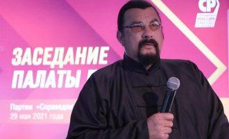 Ο Στίβεν Σιγκάλ στέλεχος ρωσικού εθνικιστικού κόμματος που στηρίζει τον Πούτιν