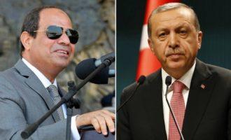 Le Monde: Οι σκληροί όροι του αλ Σίσι στον Ερντογάν