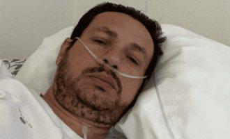 Με κορωνοϊό ο Σταύρος Νικολαΐδης – Νοσηλεύεται στο «Σωτηρία»