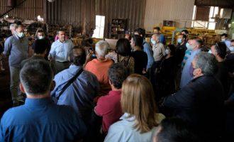 Αλ. Τσίπρας: «Ταφόπλακα» για τον κόσμο της εργασίας οι νομοθετικές παρεμβάσεις στα εργασιακά