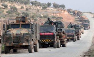 Χτυπήθηκαν με αντιαρματική ρουκέτα Τούρκοι στρατιώτες στην Ιντλίμπ
