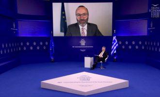 Βέμπερ: Η Τουρκία δεν μπορεί να γίνει μέλος της Ε.Ε. – Tεράστια προβλήματα με Ερντογάν