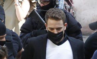 Φόνος Καρολάιν: Κοιμόταν 6 λεπτά πριν μπει στη «διαδικασία μηχανισμού του θανάτου»