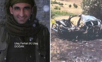 Τουρκία: Σκότωσαν τον Κούρδο καπετάνιο του PKK Ουλάς Ντογάν και πανηγυρίζουν