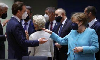 Επίθεση Κουρτς σε Τουρκία και Γερμανία: «Με δύο μέτρα και δύο σταθμά δεν υπάρχει αξιοπιστία»