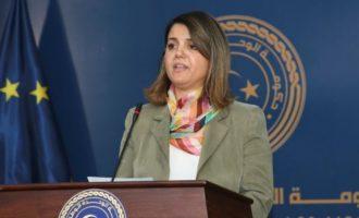 Νάτζλα Μανγκούς: Η Λιβύη δεν θα εξυπηρετεί πλέον ως βάση για την αποσταθεροποίηση της περιοχής