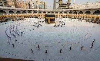 Η Ινδονησία ακύρωσε το προσκύνημα στη Μέκκα λόγω πανδημίας