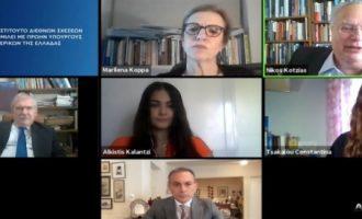 Κοτζιάς: Ολιγωρία στην εφαρμογή της Συμφωνίας των Πρεσπών