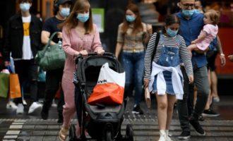 CDC ΗΠΑ: Χρήση μάσκας και από τους πλήρως εμβολιασμένους – Η «Δέλτα» μεταδίδεται όπως η ιλαρά και η ανεμοβλογιά