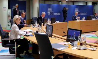 Ικανοποίηση των Ευρωπαίων ηγετών για τους ρυθμούς των εμβολιασμών – Ανησυχία για τη «Δέλτα»