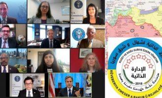 Η USCIRF ζήτησε από τον Άντ. Μπλίνκεν αναγνώριση της διοίκησης της Ανατ. Συρίας ως νόμιμης τοπικής κυβέρνησης