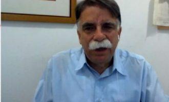 Βατόπουλος: Το 4ο κύμα πανδημίας έχει ξεκινήσει – Σε ποια 3 μέτωπα παίζεται το παιχνίδι