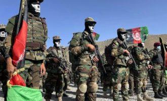 Το ΝΑΤΟ ξεκίνησε να εκπαιδεύει Αφγανούς κομάντος στην Τουρκία