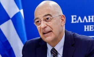 Συνομιλία Δένδια-Μπορέλ για το Κυπριακό και τις τουρκικές παρανομίες στην Αμμόχωστο