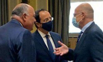 Έλληνες, Αιγύπτιοι και Ισραηλινοί στις Βρυξέλλες – Η ανατ. Μεσόγειος στο ΣΕΥ
